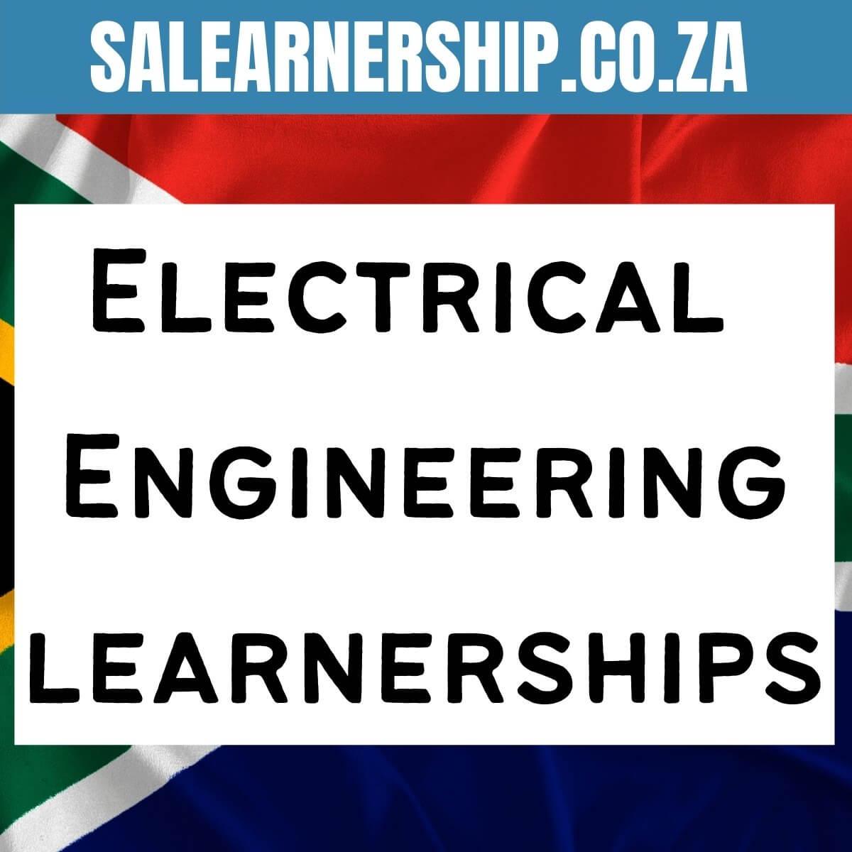 Electrical Engineering learnerships