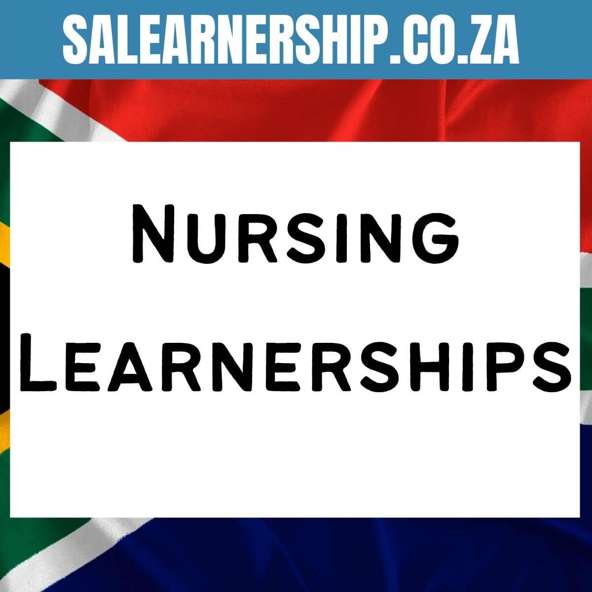 Nursing Learnerships