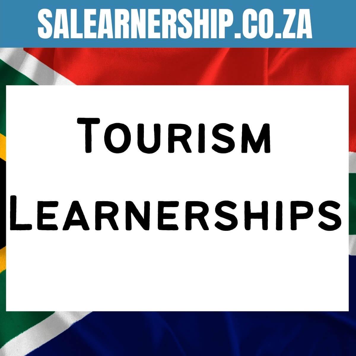 tourism learnerships