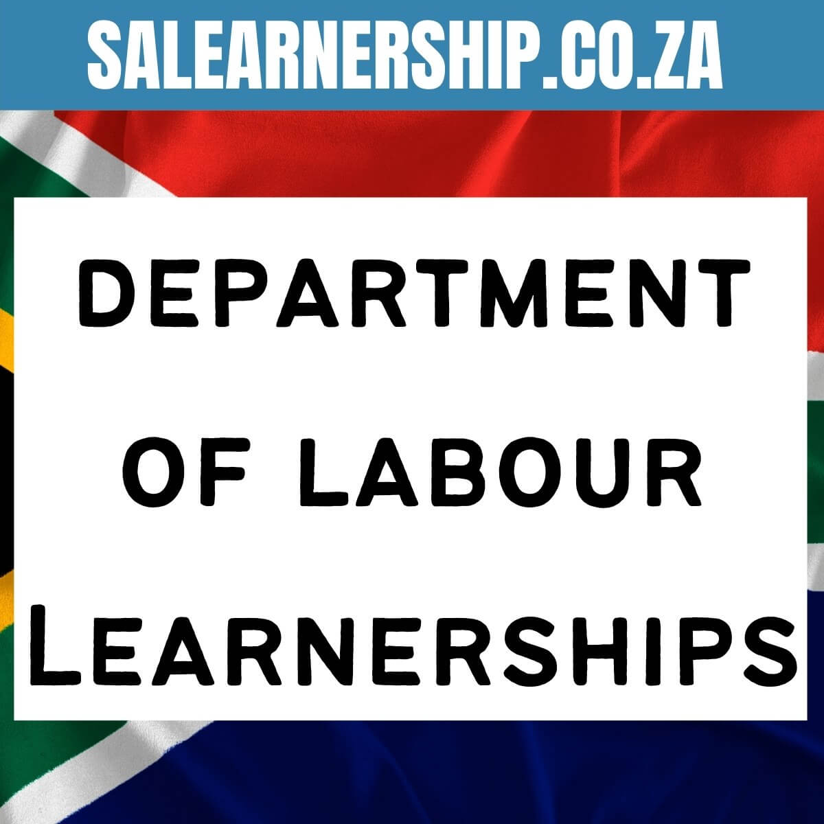 department of labour Learnerships