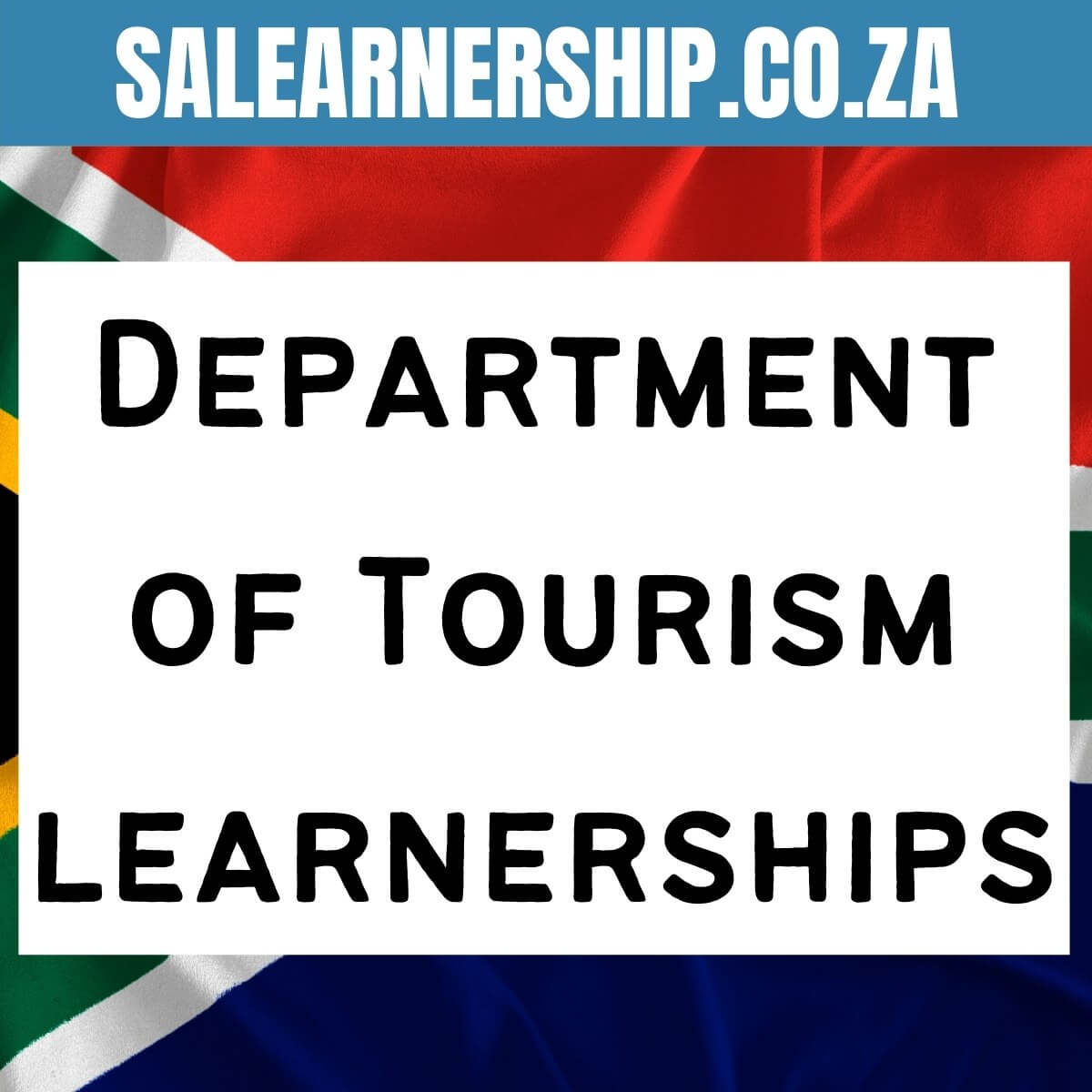 Department of Tourism learnerships