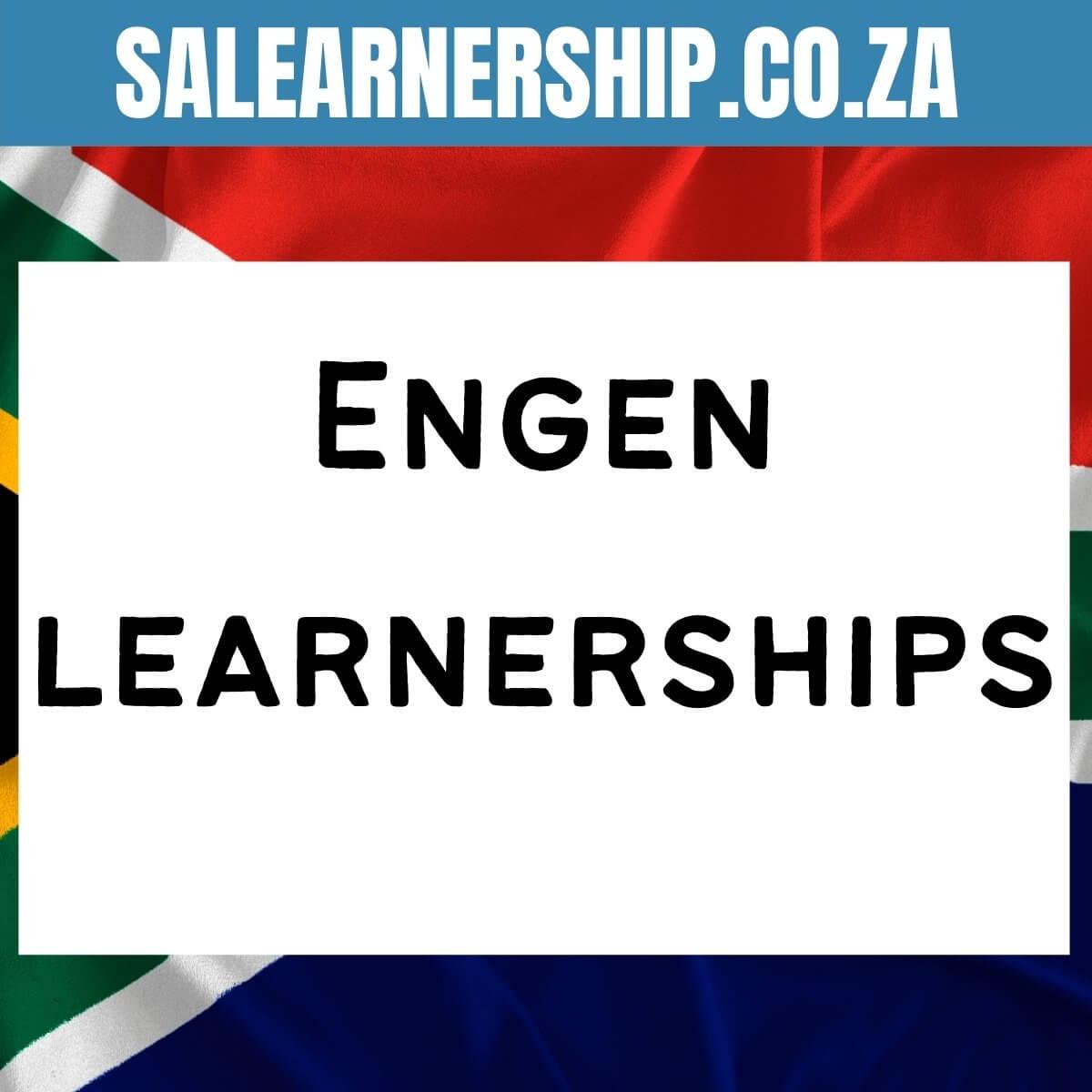 Engen learnerships