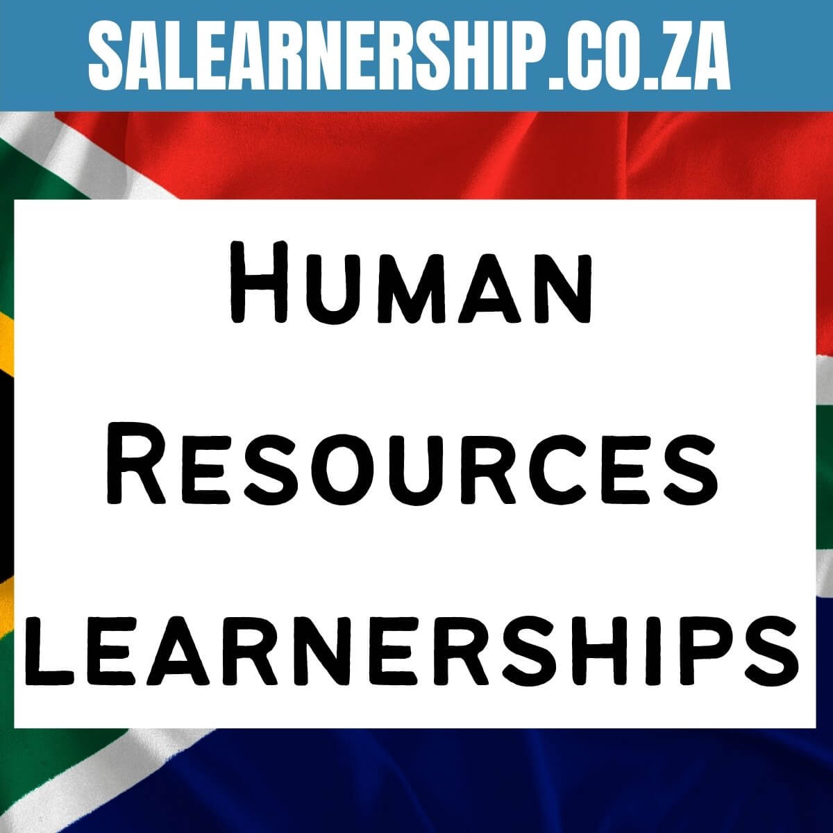 Human Resources learnerships