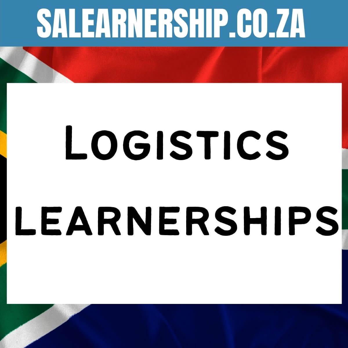 Logistics learnerships