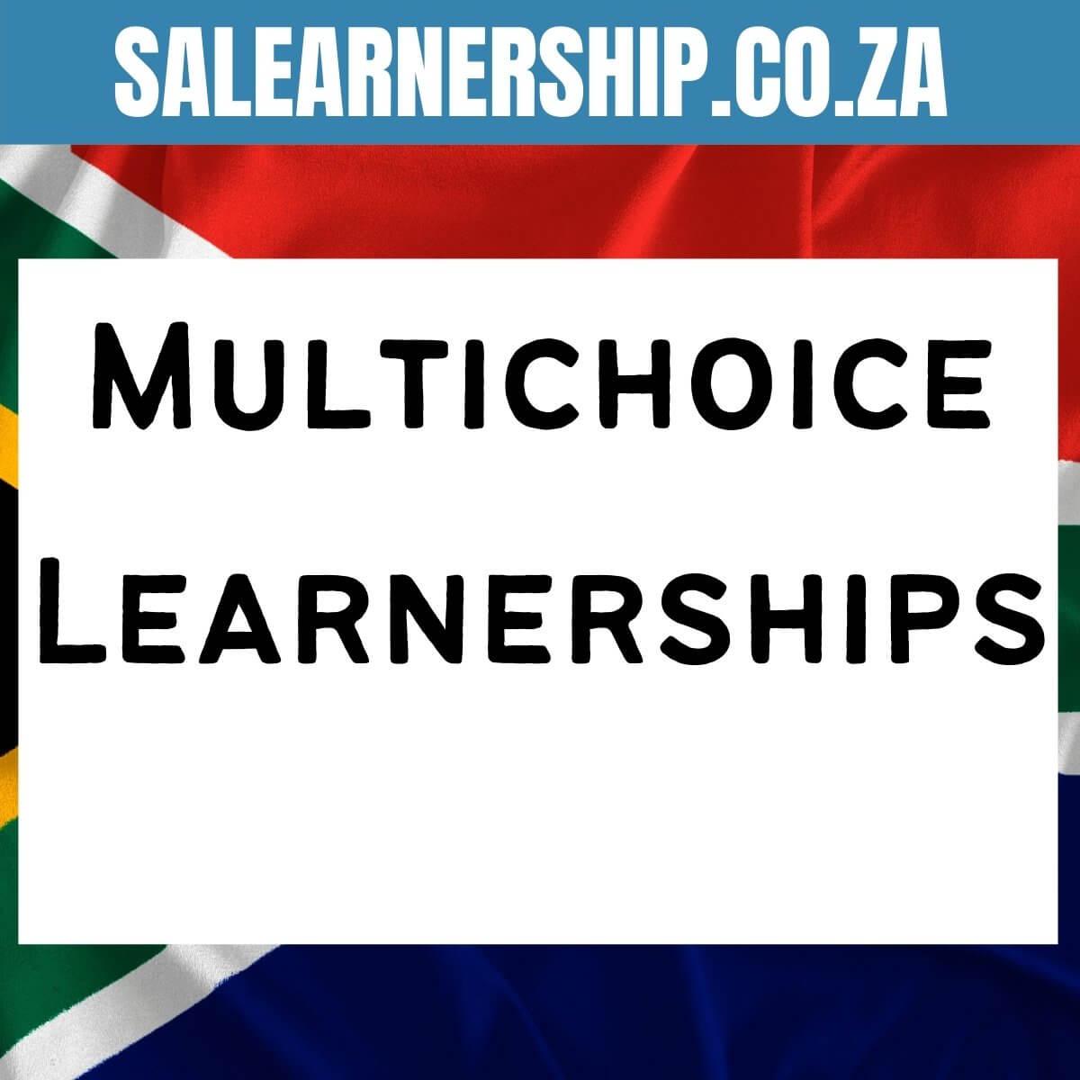 Multichoice Learnerships