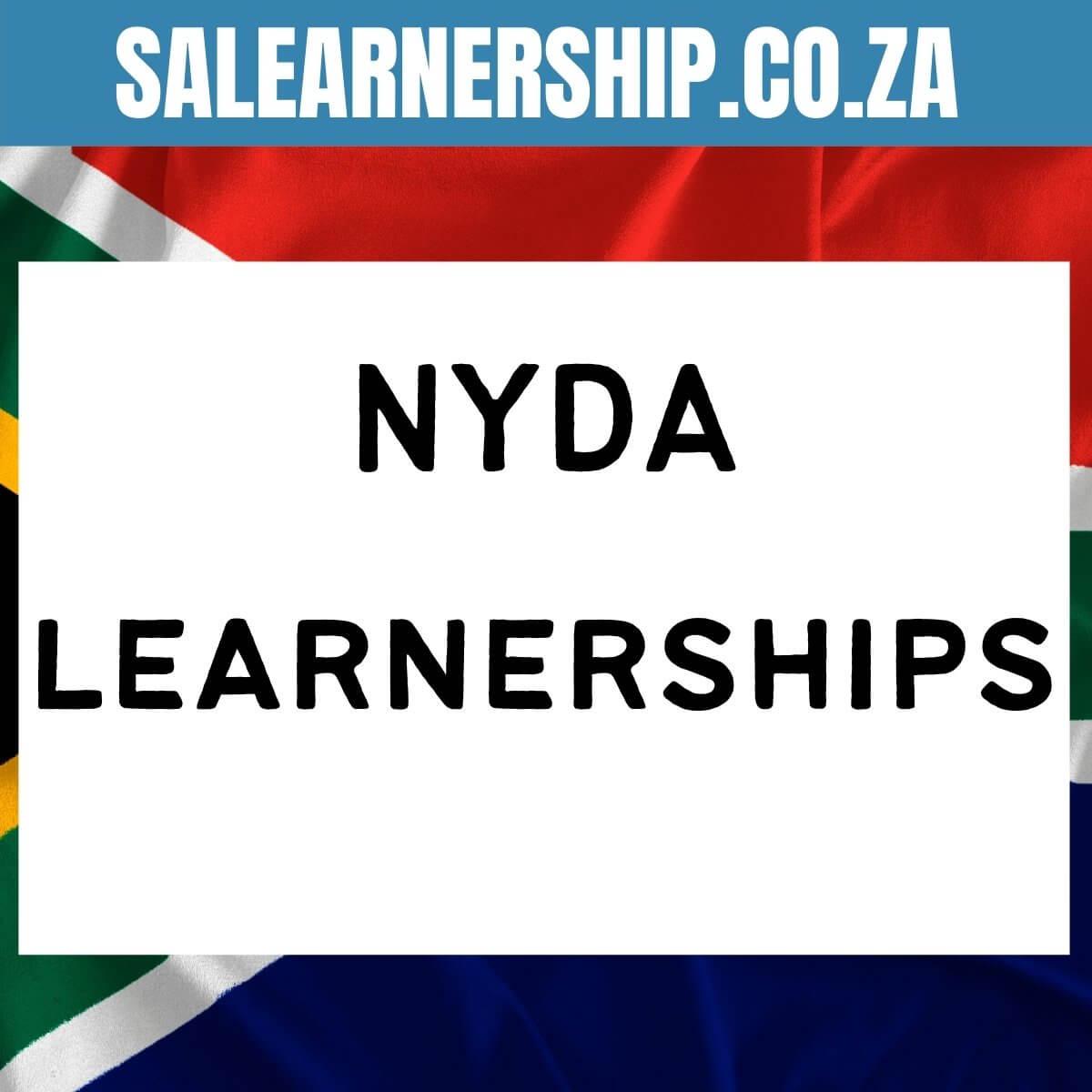 NYDA learnerships