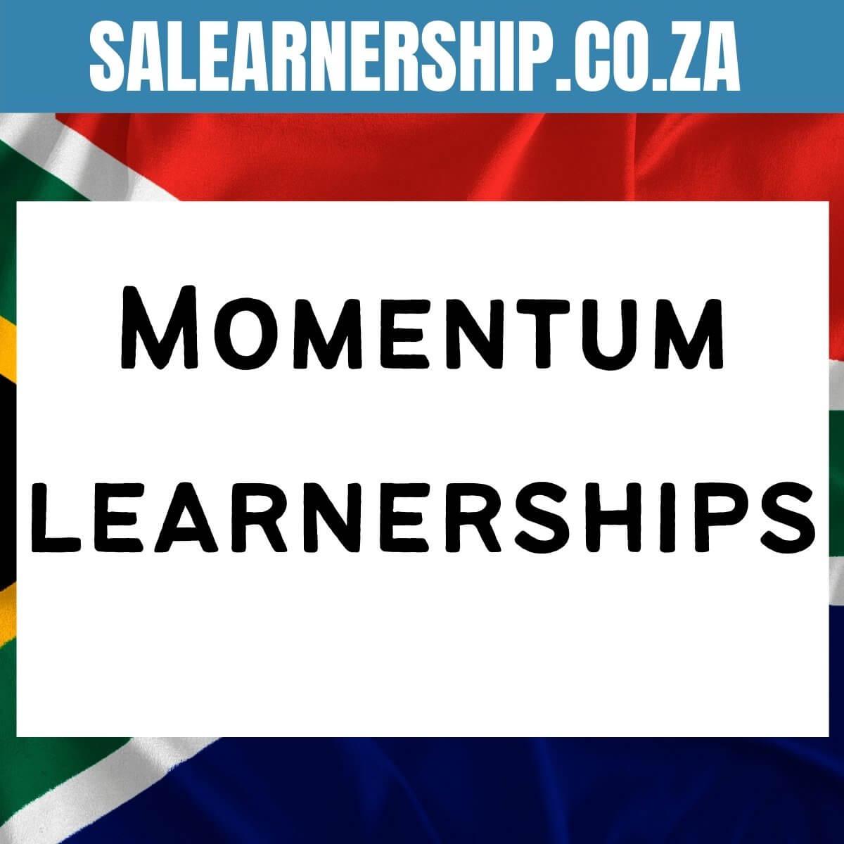 Momentum learnerships