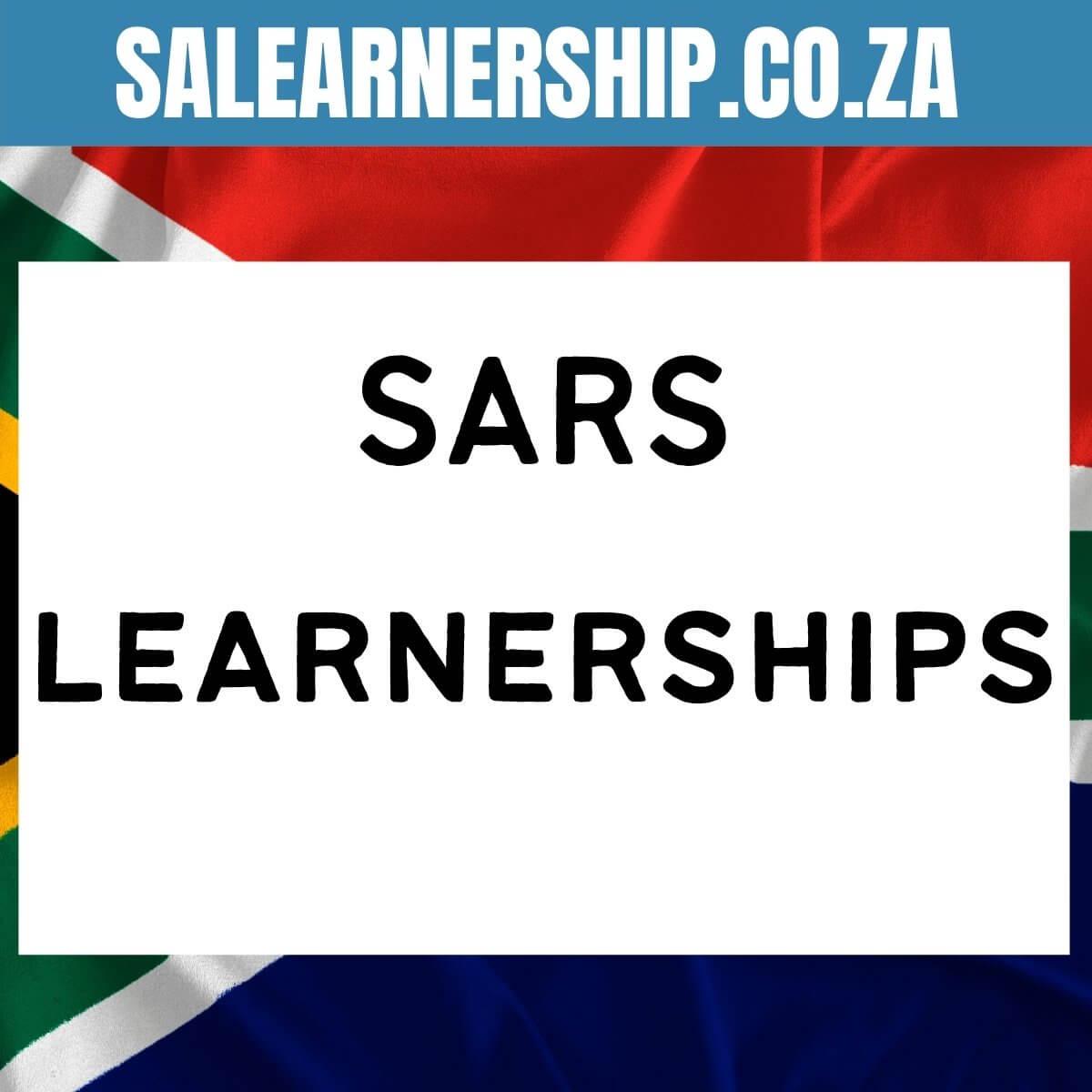SARS learnerships