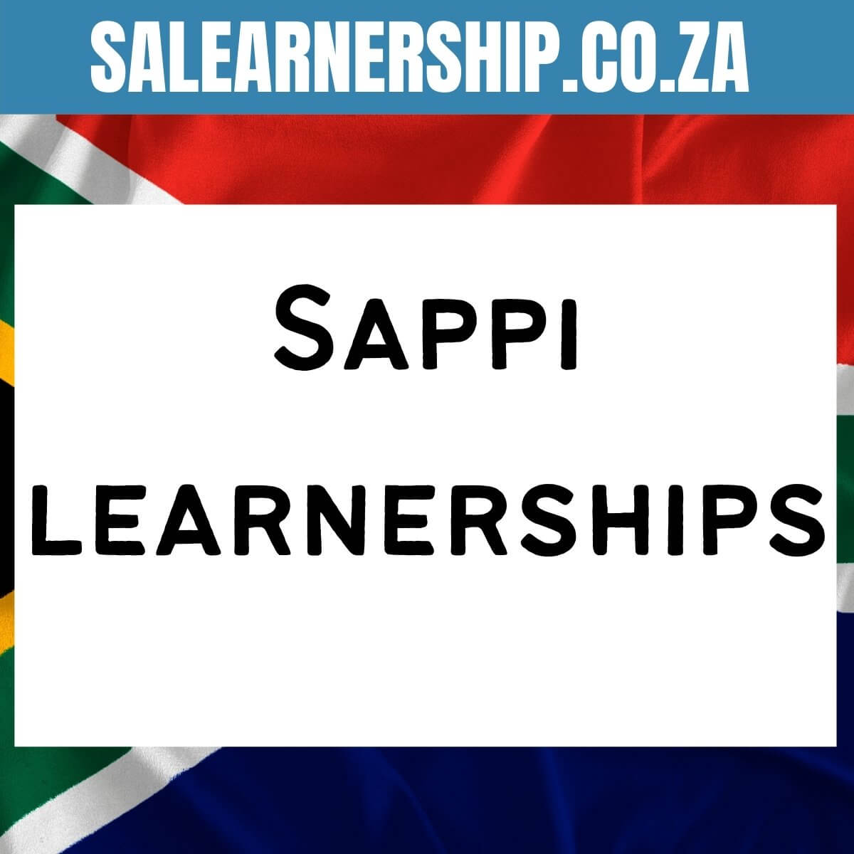 Sappi learnerships